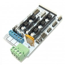 3D Printer RAMPS Mega Shield1.4 Control Board Printer Control Reprap for Arduino DIY