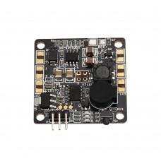 5 in 1 Power Distribution Board V2.0+LED Control + 5V/12V BEC+Low Voltage Alarm+Tracker for CC3D Flight Control