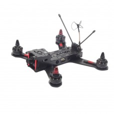 LS-220 220mm Carbon Fiber 4-Axis Quadcopter Frame for FPV RC Multicopter