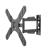 Universal TV Wall Stand Mount Retractable Holder Bracket w/Extension Pole for 26-47inch HDTV LED TV 32 40 48 49 50