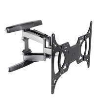 Universal LCD TV Wall Mount Rack Retractable Monitor Bracket Holder for Television 32 40 43 48 50 55 65inch