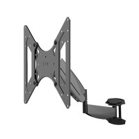 Universal LCD TV Wall Mount Rotating Rack Monitor Retractable Bracket Holder for Television 32-42inch