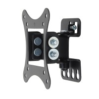 Universal LCD TV Wall Mount Rack Monitor Retractable Bracket Holder for Television 17 19 24inch