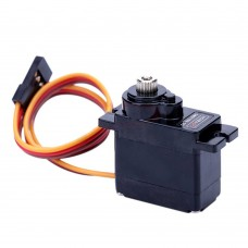 1.5/1.8kg-cm Torque Mini Micro Digital Servo for RC Airplane Remote Control Plane Multicopter Metal Brush Gear Servo