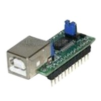 Mini UM245R FTDI 5V USB to Parallel MOD FO FT245RR Development Module