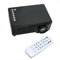 H70TV Mini Projector TV HDMI Support 1080P LED Digital Video Game Projetor Multimedia Player Inputs AV VGA USB SD
