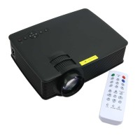 H909 LCD Display Video Projector 800x480 Home Cinema Theater Multimedia Player USB SD HDMI AV