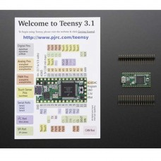 1625 Welcome to Teensy 3.1 Plus Header Module Development Board Adafruit for Arduino DIY
