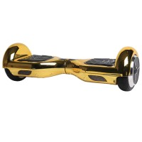Mini 2 Wheels Smart Electric Scooter Self Balancing Hover Board Unicycle Balance Vehicle-Gold