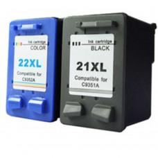 Ink Cartridge for HP 21XL 22XL HP21 HP22 DeskJet 3915 3920 3930 D1360 D1445 F4100 F4180 F380