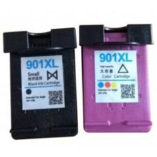 Ink Cartridge for HP 901 Black+Color HP901Xl Officejet 4500 4600 J4550 J4580 J4680
