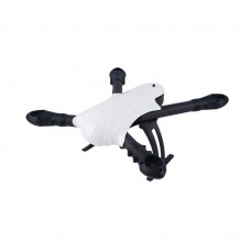 550mm 4-Axis Folding Quadcopter Frame 25mm Aluminum Arm with Hood Cover for FPV