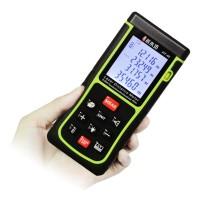 Handheld Rangefinder Laser Distance Meter Digital Range Device Laser Tape Measure 40M Tester