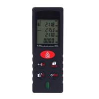 KXL-D60 Handheld Laser Range Finder Distance Meter Laser Tape Measure 60M Area Volume Tester