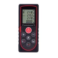 KXL-Q70 Handheld Laser Range Finder Distance Meter Laser Tape Measure 70M Area Volume Tester