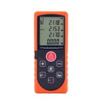 KXL-Q150 Handheld Laser Range Finder Distance Meter Laser Tape Measure 150M Area Volume Tester