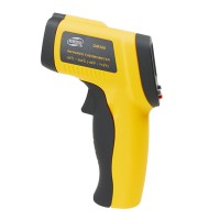 GM300 Handheld Gun Infrared Thermomter IR Thermometric Indicator Thermodetector -32-350C Temperature Monitor