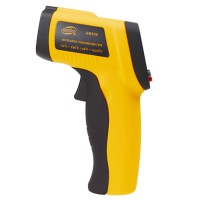 GM550 Handheld Gun Infrared Thermomter IR Thermometric Indicator Thermodetector -50-550C Temperature Monitor