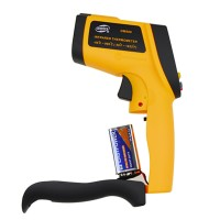 GM900 Handheld Gun Infrared Thermomter IR Thermometric Indicator Thermodetector -50-900C Temperature Monitor