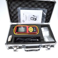 GM280F LCD Coating Thickness Gauge Film Pachometer Paintcoat Meter Tester 0-1800micron Measurement