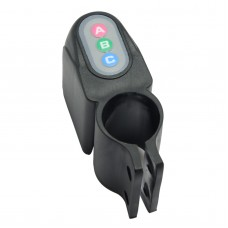 Bicycle Alarm Electric Vehicle Burglar Anti-Theft Alarm Shock Site Password Lock ABC Type Monitor JX-610