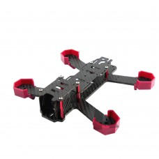 EMAX Nighthawk 200 4-Axis 3.0mm Carbon Fiber FPV Mini Racing Quadcopter Frame for Aerial Photography