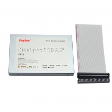 Kingspec 2.5inch PATA HD SSD 128GB MLC Solid State Disk Flash Drive 120GB SSD HDD Hard Drive KSD-PA25-128