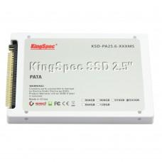 Kingspec 2.5inch PATA HD SSD 32GB MLC Solid State Disk Flash Hard Drive 30GB IDE HDD Hard Drive KSD-PA25.6-032MS