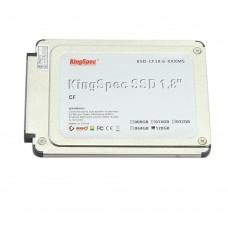 "Kingspec KSD-CF18.6-128MS 128GB 1.8"" SSD DISK CF PATA Solid State HD Hard Drive for DELL X1 Toshiba R100 SONY U8C TX36"