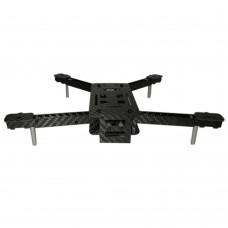 OWL250 250mm 4-Axis Carbon Fiber Quadcopter Frame 20mm Internal Height for FPV Aerial Photography