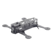 GT250 Mini 4-Axis Carbon Fiber Quadcopter Frame + PCB Plate for FPV Multicopter DIY