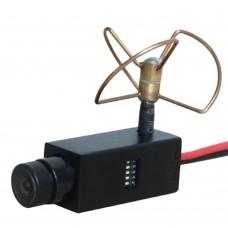 TE93A DC7V-24V 5.8G 32CH Wireless Mini CCTV Camera 520TVL  Digital Video Camera 120 Degree Angle Lens