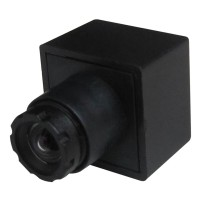 MC91A DC3.6V-24V Mini Camera 1/4CMOS 90 Degree View Angle 480TV 0.05Lux CCTV Audio Cam with Audio for Security