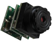 MC900-12 DC5V-16V HD Mini 0.008Lux 520TVL 55 Degree 1/3 CMOS CCTV Camera for Security