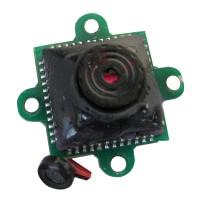 MC493 DC3.6V-5V HD Mini 0.008Lux 520TVL 55 Degree 1/3 CMOS CCTV Security Video Camera with Audio