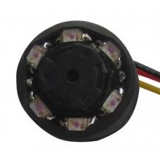 MC900DA-E DC3.6V-5V Mini 0.008Lux 520TVL 850nm IR CCTV Security HD Video Camera