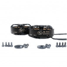 HLY Q5L 360KV 38A 910W Multi-Rotor 5408mm Brushless Motor for FPV Multicopter Drones 1 Pair