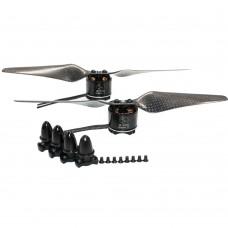 Hengli Q2 2212 920KV 260W Brushless Motor EZO Shaft CW/CCW for RC Multicopters 1-Pair