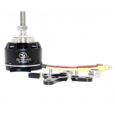 BM2808 (W3530) 1100KV 260W 23A Brushless Motor Dynamic Balance for FPV Fixed Wing Multicopter