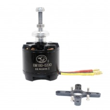 HLY BM5330(W6360) 200KV 3120W 81A Brushless Motor for FPV Fixed Wing Multicopter Aircraft 12N14P