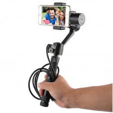SteadyFone3 MF Smartphone 3 Axis Handheld Stabilizer Gimbal PTZ for iPhone 6 plus Samsung