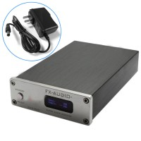 FEIXIANG FX-AUDIO DAC-SQ5 USB HIFI 2.0 Audio Decoding Amplifiers DAC Fiber Coax USB Input PCM1794 w/Power Supply