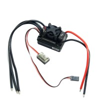 Hobbywing EZRUN-WP80A Brushless ESC for 1/10 Remote Control RC Car RC Toys Spare Parts