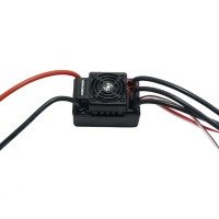 Hobbywing EZRUN WP-SC8 120A Brushless Waterproof ESC for 1/8 Short Course Truck RC Cars