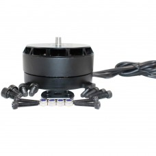 HLY Q11 85KV 5000W 160A Multi-Rotor Brushless Motor for FPV Multicopter Drones NTN Bearing