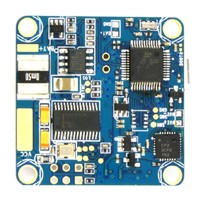 Flip32 All-in-One 6DoF V1.5 Flight Controller Compatible with Minimosd Mwosd CC3D OSD for FPV Multicopter