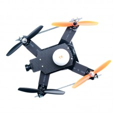 L160-1 Carbon Fiber 4-Axis Quadcopter Frame with Mini CC3D Flight Controller 1306 3100KV Motor for FPV BNF Version
