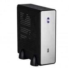 REALAN Mini ITX Desktop HTPC Computer PC Case E-C3 Chassis Empty Box for Hard DIsk