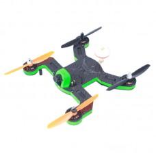 SEXTANTIS-Frog230 Mini 4-Axis Carbon Fiber Quadcopter Kit w/Monitor ESC Motor for FPV