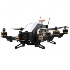 Walkera Furious 320 4-Axis Racing Quadcopter Kit with DEVO 7 Transmitter & Goggle 2 & 1080P Camera & OSD for FPV